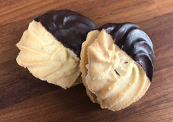 Chocolate Viennese Whirls x 4