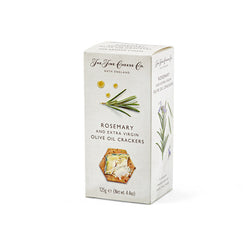 Fine Cheese - Rosemary & Extra Virgin Olive Oil Crackers