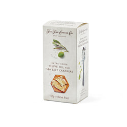 Fine Cheese - Extra Virgin Olive Oil & Sea Salt Crackers