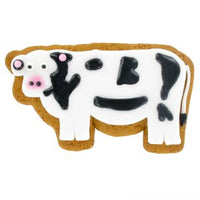 Gingerbread Animal Biscuits