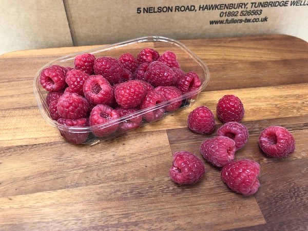 Local Raspberries