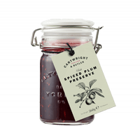 Cartwright and Butler Spiced Plum Preserve