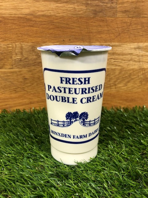 Hinxton Farm Dairy - Large Pot Of Double Cream