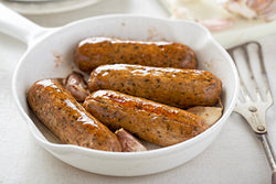 Vegetarian Sausages - Frozen x 6