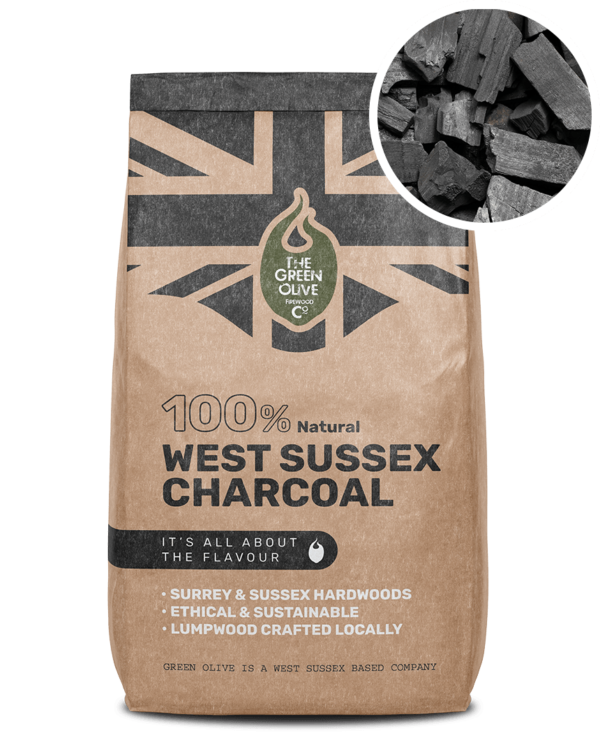 West Sussex Lumpwood Charcoal 4 kg