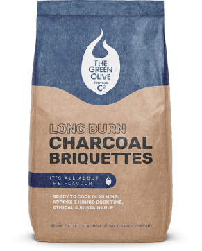 Long Burn Charcoal Briquettes 3kg