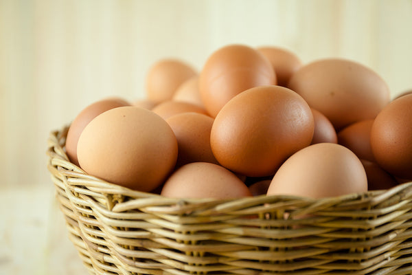 Medium Eggs - Half Dozen
