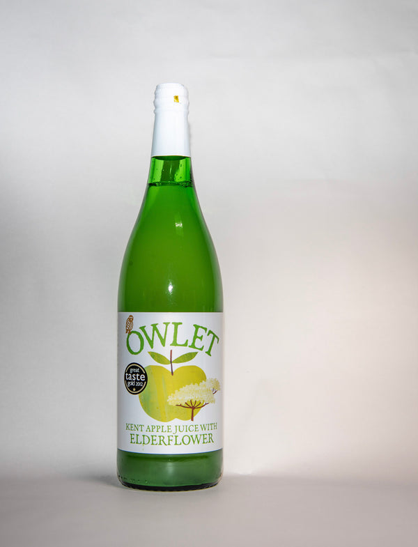 Owlets - Local Pressed Juices - 1 litre