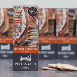 Peters Yard Sourdough Crisp Breads 105g
