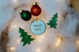 Jingle Balls ID Tag