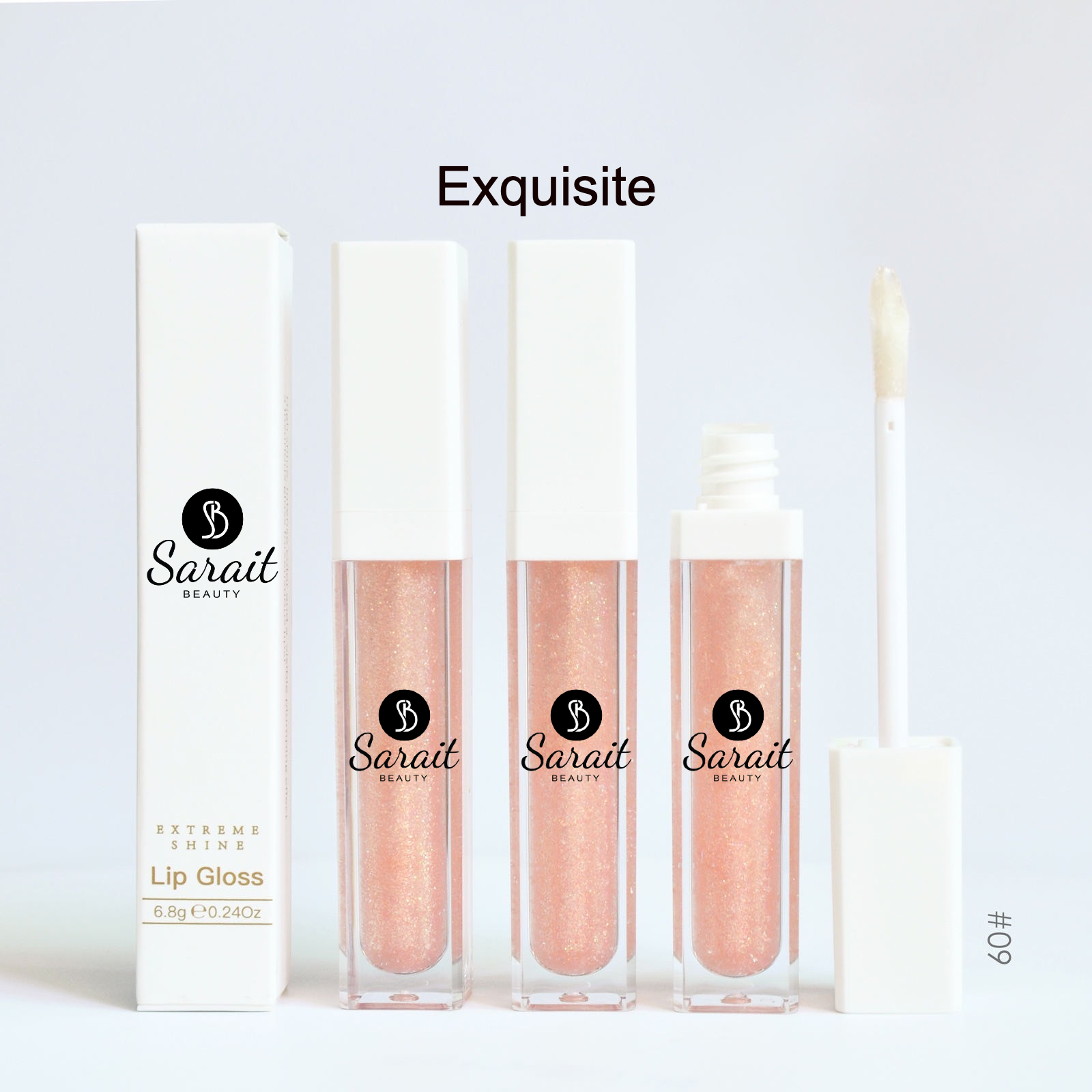 Extreme Shine Lip Gloss - Exquisite