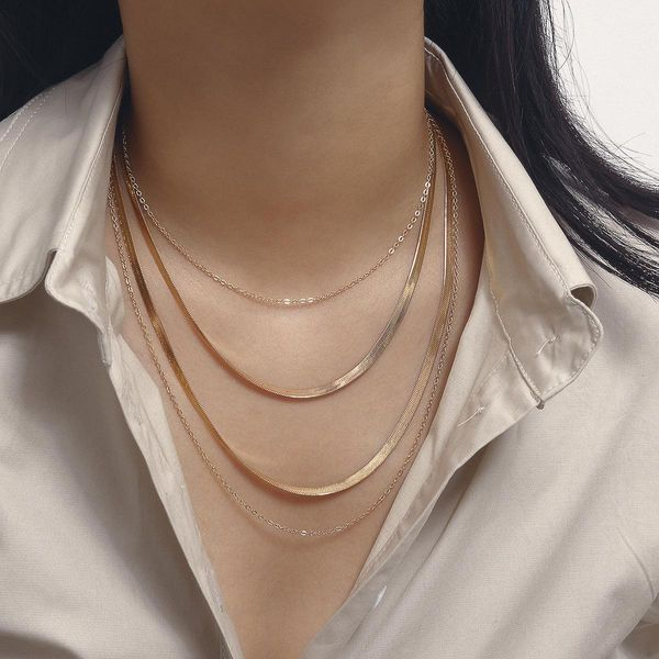 Snake Multi-layer Necklace