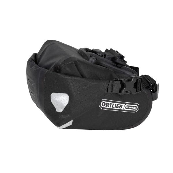 Ortlieb Saddle Bag Two - Seteveske - 1.6 Liter / Black Matt