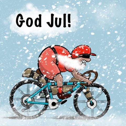 God Jul Fra Bikepacker 2020!