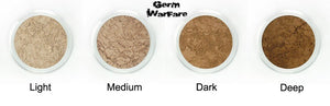 Makeup Best Setting powder Shade Chart