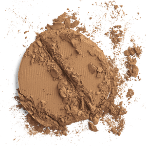 Natural Finish Pressed Foundation SPF 20 - Tan Golden