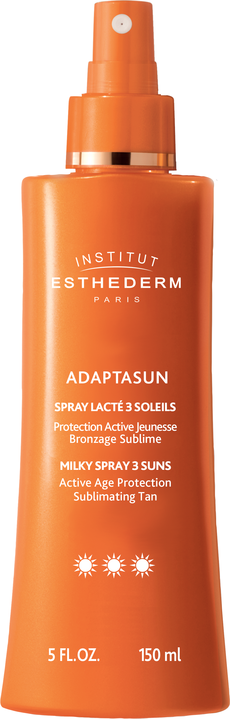 Adaptasun Milky Spray 3 Suns