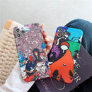 NARUTO/Demon Slayer /Fairy Tail Phone Case (iPhones)