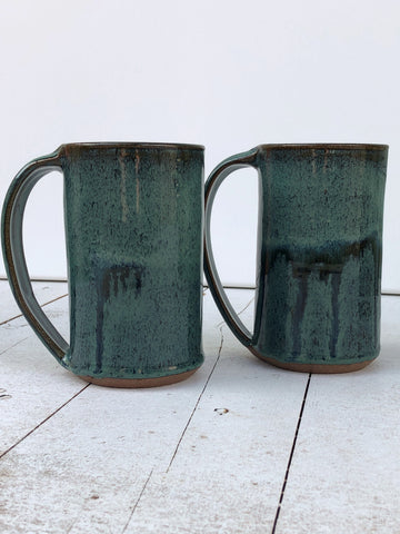 Gloss Green Straight Stein