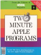 Two Minute Apple Programs