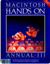 Macintosh Hands On (Nibble Mac Annual Volume 3)