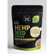 Hemp Seed Products
