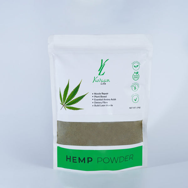Yuvaan Life's Hemp Powder – 1Kg