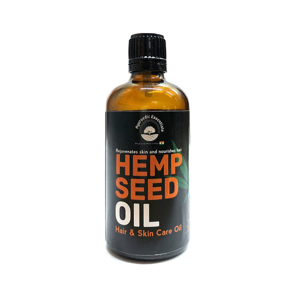 Ayurvedic Essentials Hemp Oil