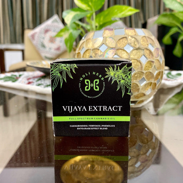 Holi Herb's Vijaya Extract: Cannabis Oil 5 Grams