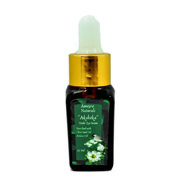 Amayra Naturals Akshika - Under Eye Serum