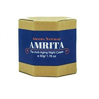 Amayra Naturals Amrita - Anti-Aging Night Cream