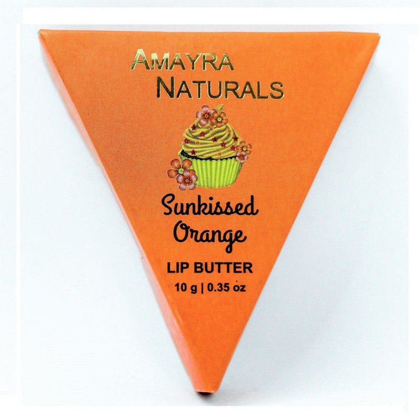 Amayra Naturals Sunkissed Oranges Lip Butter