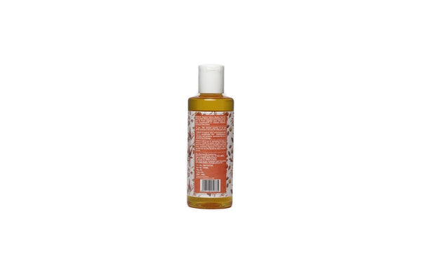 Rustic Art Organic Calendula Baby Massage Oil
