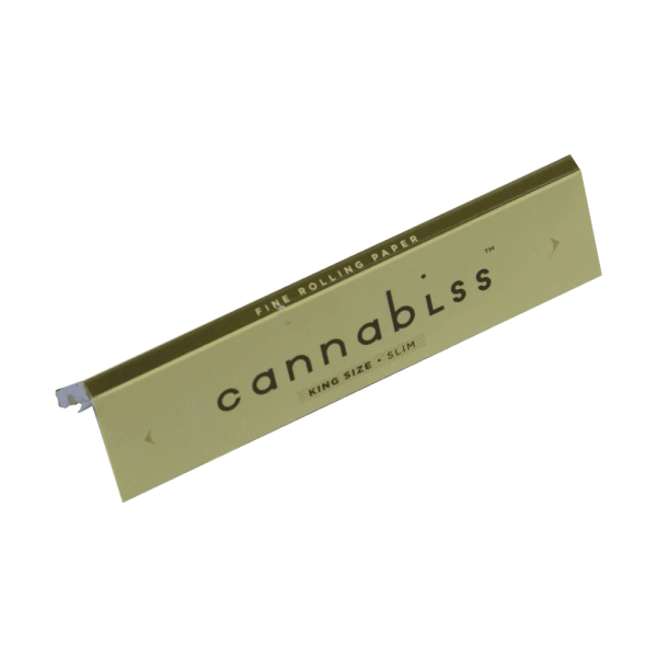 CANNABLISS KING SIZE SLIM