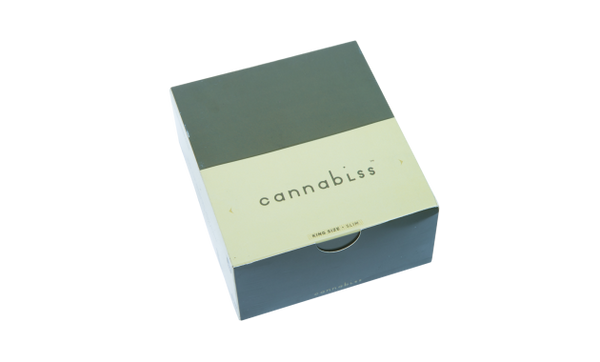 CANNABLISS KING SIZE SLIM ROLLING PAPER-BOX
