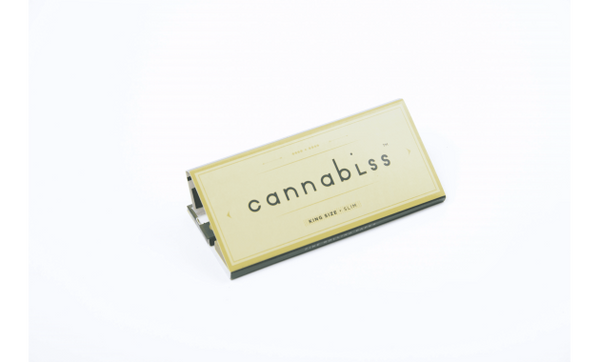 CANNABLISS KING SIZE SLIM MAGNETIC ROLLING PAPER-5