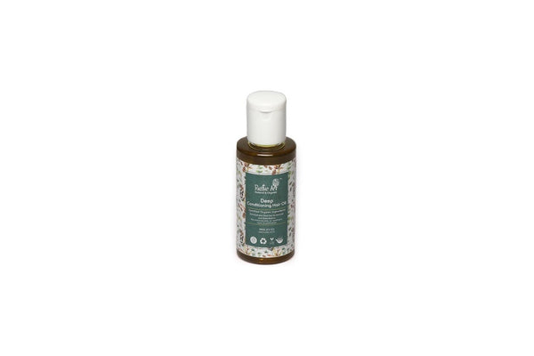 Rustic Art Organic Deep Conditioning Hair Oil - Rustic Art - hempistani