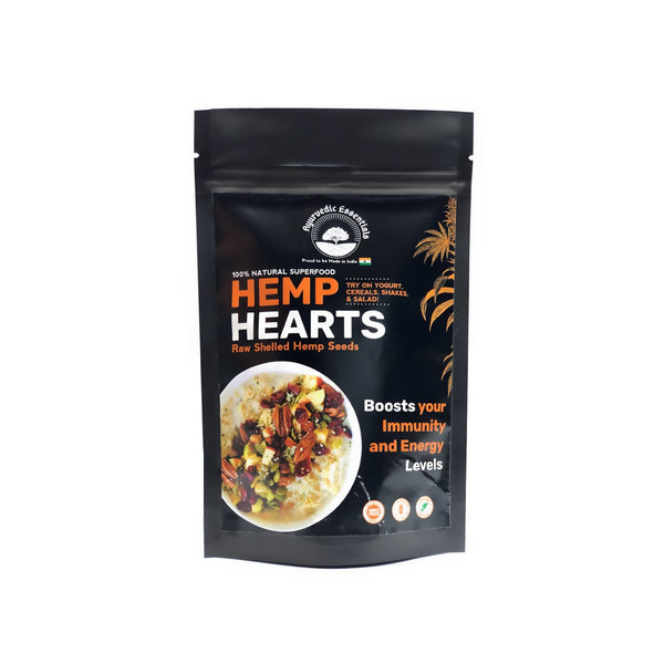 Ayurvedic Essential's Hemp Hearts