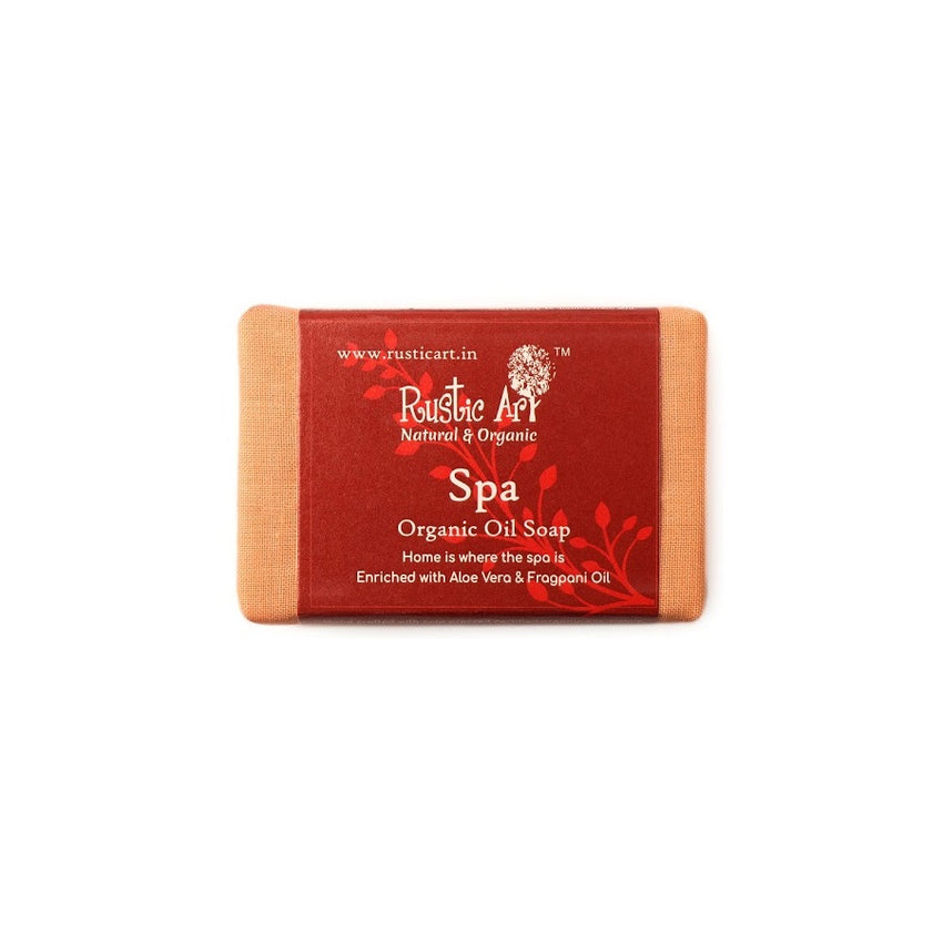 Rustic Art Spa Soap