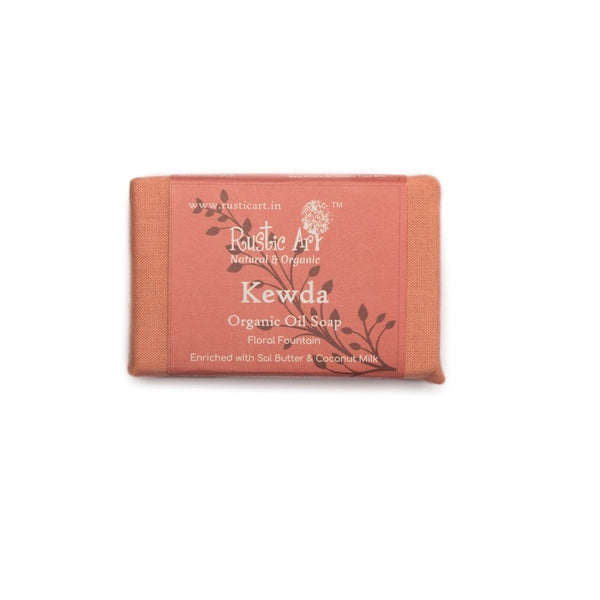 Rustic Art Kewda Soap