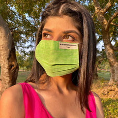 Hempstrol's Organic Hemp Pollution Mask - Hempstrol - hempistani