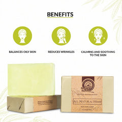 Health Horizon's All Natural Hemp Soap - Hemp Horizons Pvt. Ltd - hempistani