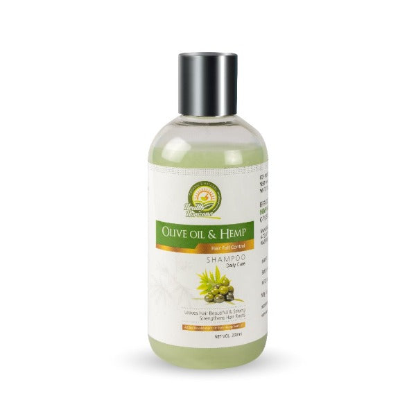 Health Horizon's Olive Oil and Hemp Shampoo - Hemp Horizons Pvt. Ltd - hempistani