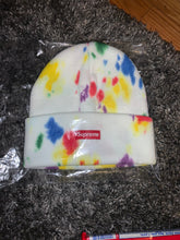 Load image into Gallery viewer, Supreme Splatter Dyed Beanie