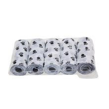 Load image into Gallery viewer, Spare Dog Waste Bags (5 Rolls 75 pcs)