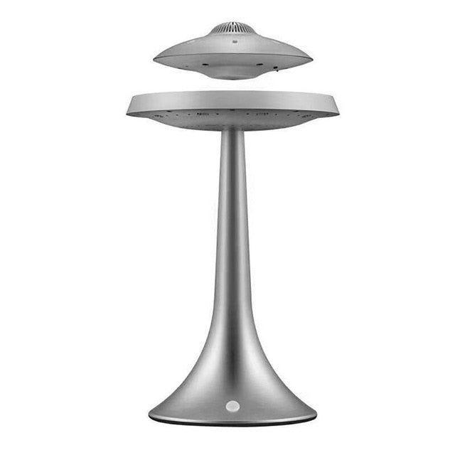 UFO Floating Lamp with Bluetooth Speaker