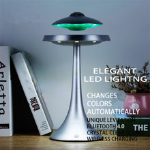 Load image into Gallery viewer, UFO Floating Lamp with Bluetooth Speaker