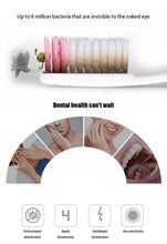 Load image into Gallery viewer, Ultraviolet Toothbrush Sterilizer Case
