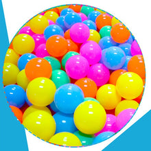 Load image into Gallery viewer, Mini Ball Pit with basketball hoop (Balls sold separately)