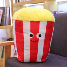 Load image into Gallery viewer, Food Plush Pillow
